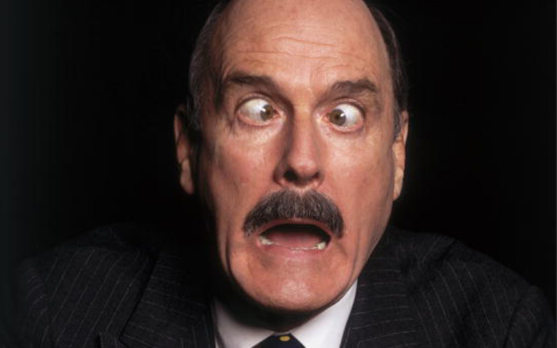 Fawlty Towers is Coming to NZ! John Cleese on The Polly & Grant Show