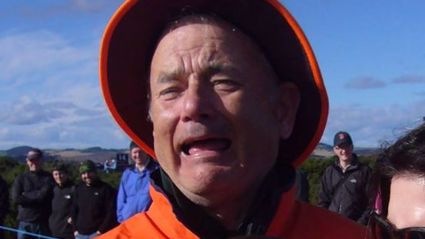 The Photo Confusing the Internet: Tom Hanks or Bill Murray?