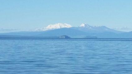 LISTEN: Latest on Mt Ruapehu