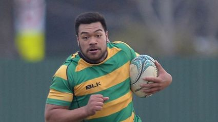 Former Wellington Rugby player Losi Filipo (Getty Images)