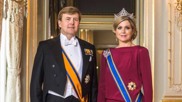 King Willem-Alexander and Queen Maxima are accompanied by a trade mission.