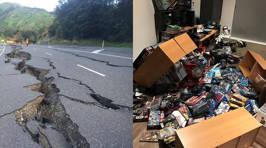 PHOTOS: 7.5 Earthquake That Hit Near Hanmer Springs
