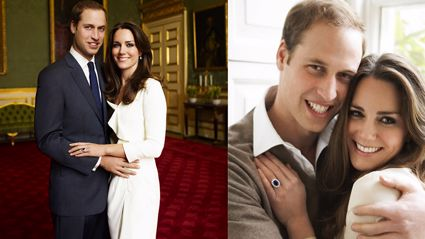 Happy Anniversary William And Kate!
