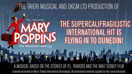 Mary Poppins: The Supercalifragilistic International Hit