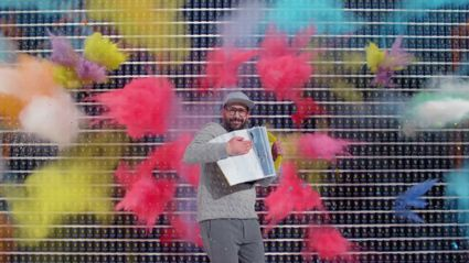 OK Go's time-bending music video will blow your mind