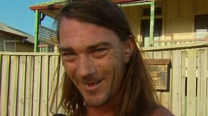 There's a new contender for the most Aussie interview ever...