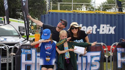 PHOTOS: Sanitarium Weet-Bix Kids Tryathlon South Auckland
