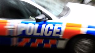 One trapped in car teetering over bank at Pukerua Bay on the Kapiti Coast
