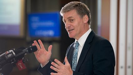Soon-to-be Prime Minister Bill English: 'There'll be changes'