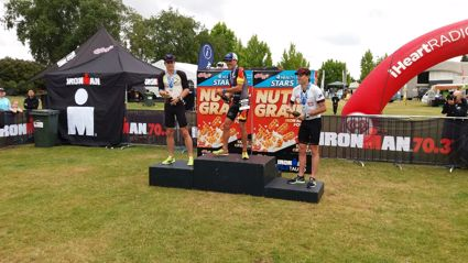 LISTEN: Ironman 70.3 Winners