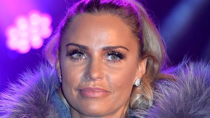 Katie Price unveils dramatic makeover after having her lips and eyebrows tattooed