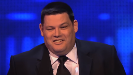 The Chase star Mark 'The Beast' Labbett reveals why he punched the set and responds to claims that it was staged