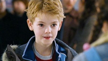 See what the cute boy from 'Love Actually' looks like 13 years on...