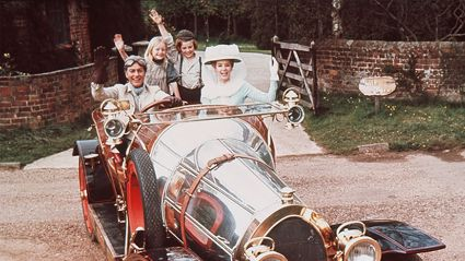 The cast of Chitty Chitty Bang Bang: Then and now