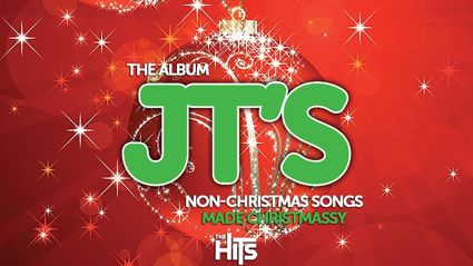 JT's album of non-Christmas songs made Christmassy!