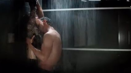Things get even steamier in the new extended 'Fifty Shades Darker' trailer