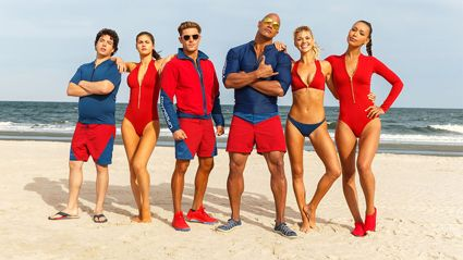 The hilarious new trailer for 'Baywatch' really turns up the heat