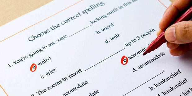 When It Comes To Spelling And >> Test Reveals If You Re Obssessed With Spelling And Grammar