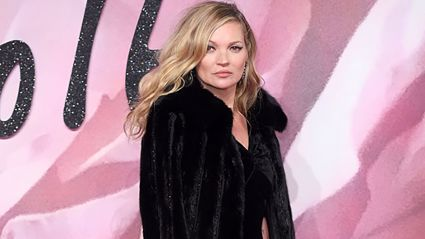 Kate Moss reveals her 'insane' beauty trick for perfect skin