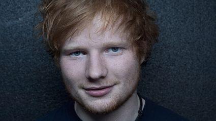 How Ed Sheeran 'melted' all the skin off his foot