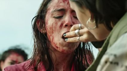 The terrifying cannibal film trailer for 'Raw' is so gruesome it's making people pass out