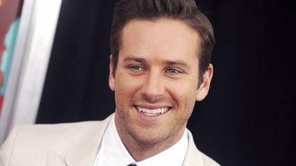 Armie Hammer has become a father for the second time