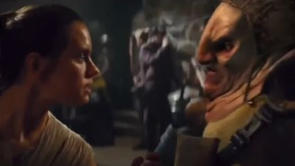 Watch: Violent deleted Star Wars: The Force Awakens scene unveiled