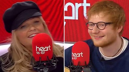 Ed Sheeran wants to be the next 'Ginger Spice' after epic duet with Spice Girls' Emma Bunton