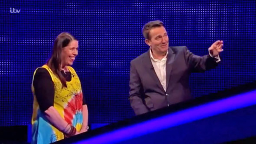 host flirts with contestant 'she's very cuddly' the chase viewers in hysterics as contestant flirts with anne hegerty host bradley walsh was later left in hysterics by a question about.