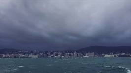 Live weather chaos: Slips, flooding and gales in Wellington and South Island