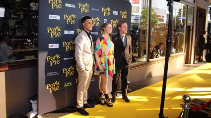 PHOTOS: Pork Pie world premiere