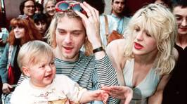 Kurt Cobain's daughter is all grown up and looking glamorous as a Marc Jacobs model!