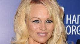 Pamela Anderson is unrecognisable as she steps out in Paris