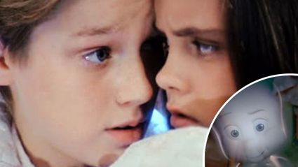 The boy who played 'Casper the Friendly Ghost': Then and now