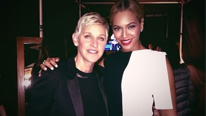 Ellen's response to Beyonce having twins is hilarious!!