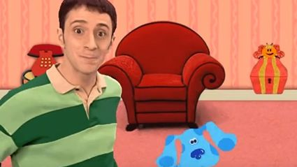 Steve from 'Blues Clues' is back in a new video and looks unrecognisable!