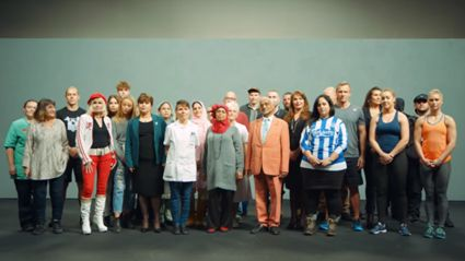 This viral Danish ad sends us a powerful message that we're all more similar than we thought