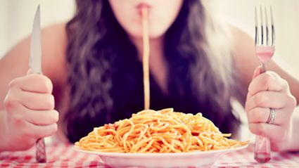 New study shows you can eat pasta without gaining weight - in fact it makes you lose weight!