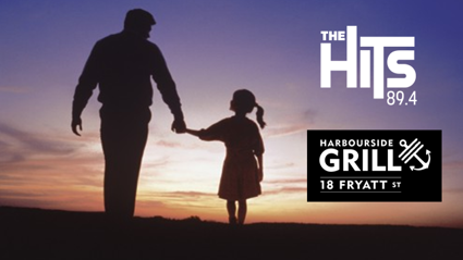 Win a Dad/Daughter Date at Harbourside Grill this Valentines Day!