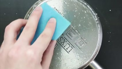 Brilliant cleaning tricks to keep your kitchen sparkling clean
