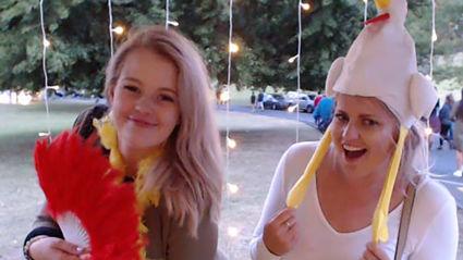 The 2017 Auckland Lantern Festival: Thursday - Part 1