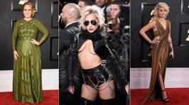 Grammy Awards 2017: Red carpet arrivals