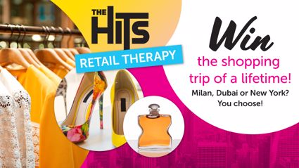 Win a Shopping Trip of a Lifetime!