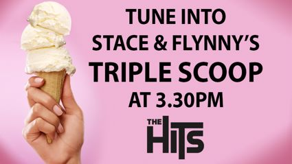 Stace and Flynny's Triple Scoop: Choose your songs