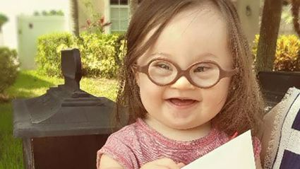 Mother pens touching letter to doctor who told her to abort child with Down Syndrome