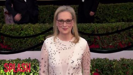 Meryl Streep Accused of Wanting to Get Paid to Wear Chanel at 2017 Oscars