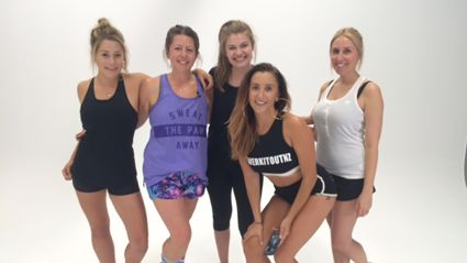 Try It Out Tuesday: Twerking class
