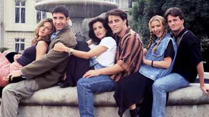 Is a 'Friends' reunion in the works? Lisa Kudrow reveals all...