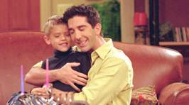 This is what Ross' adorable son Ben from 'Friends' looks like now