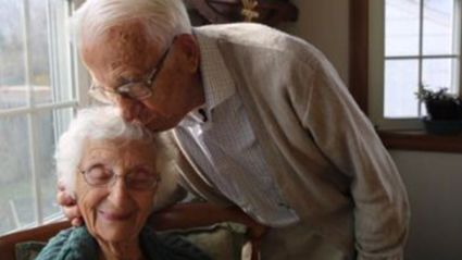 Here's what America's 'longest-married couple' can teach you about love and marriage